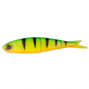 SG LB Soft 4Play 19cm 60g Swim&Jerk 05-Firetiger 2pcs