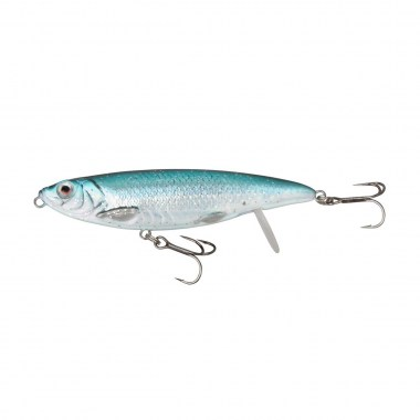 SG 3D Backlip Herring 135 13.5cm 45g S 01-Blue Silver