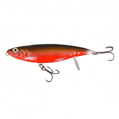 SG 3D Backlip Herring 100 10cm 20g S 07-Red and Black