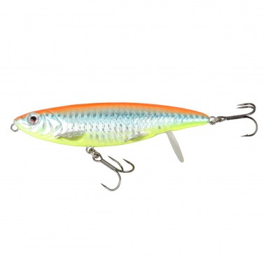 SG 3D Backlip Herring 100 10cm 20g S 08-Green Flash