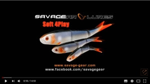 Soft 4Play - Swim&Jerk от Savge Gear